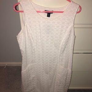 Cynthia Rowley White Dress